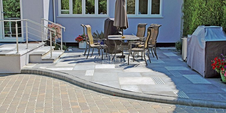 Patios & Landscaping